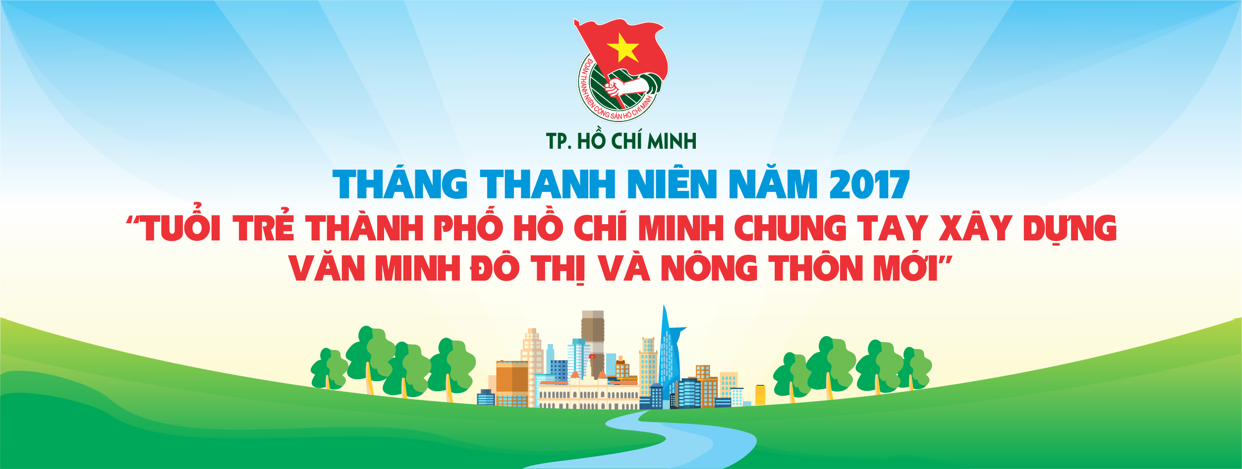 THÁNG THANH NIÊN 2017