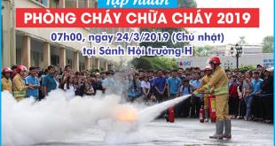 TAP HUAN PCCC 2019