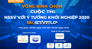 BINH CHON KHOI NGHIEP